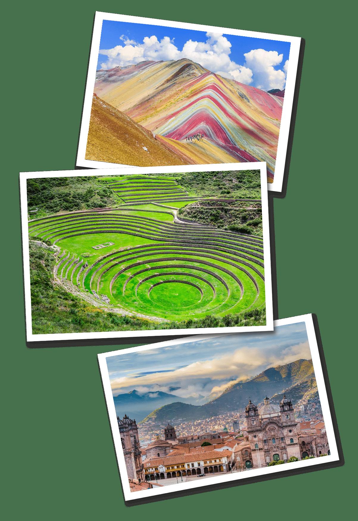 Peru postcards