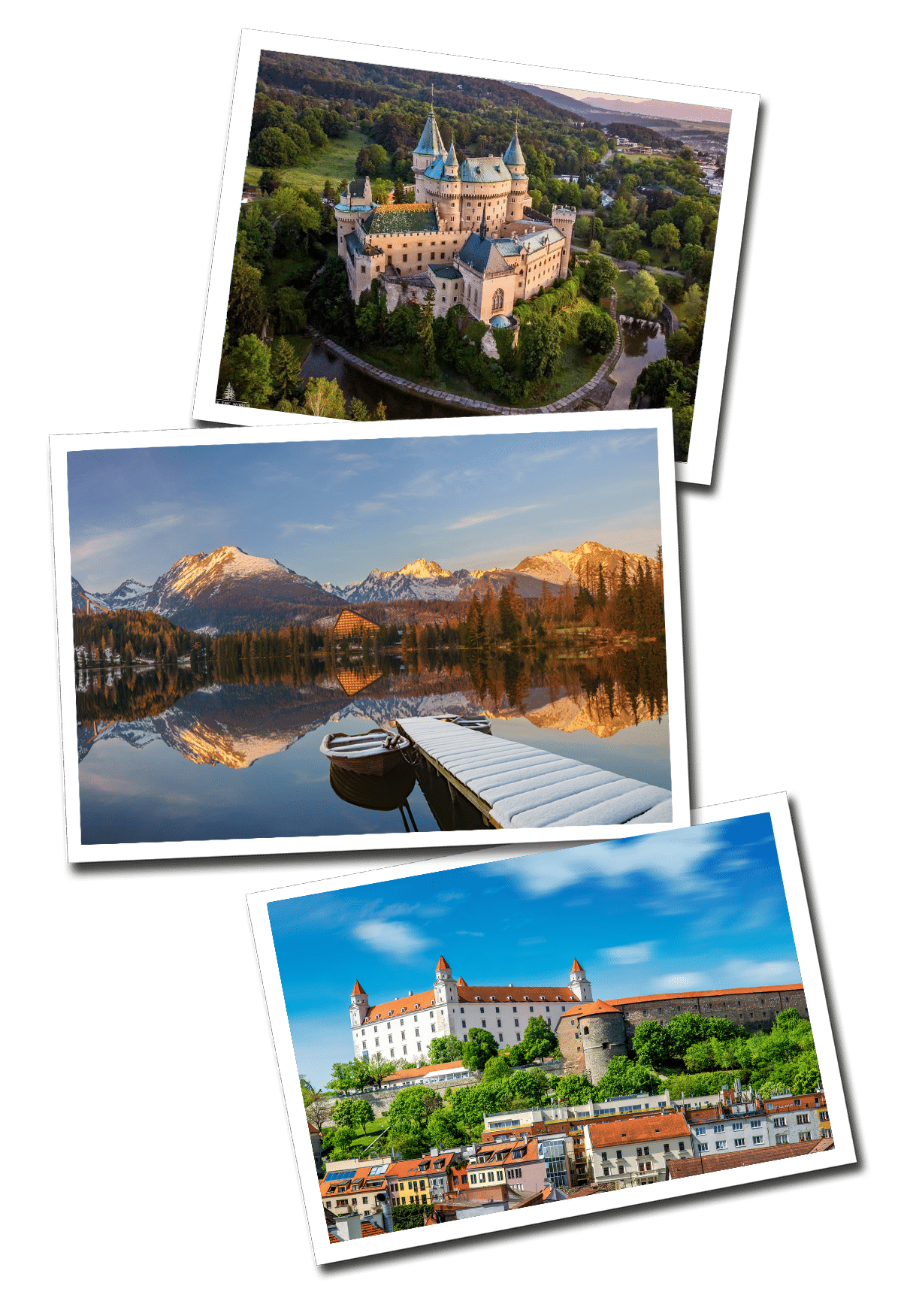 Slovakia Postcards