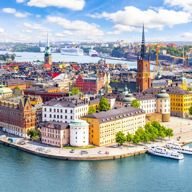 stocklhom city sweden