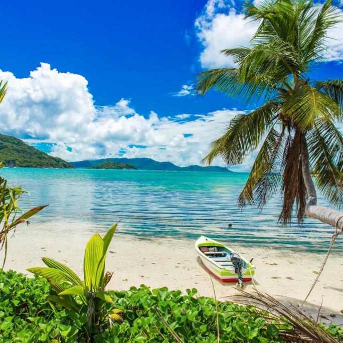 Abde Volbert Praslin the Seychelles