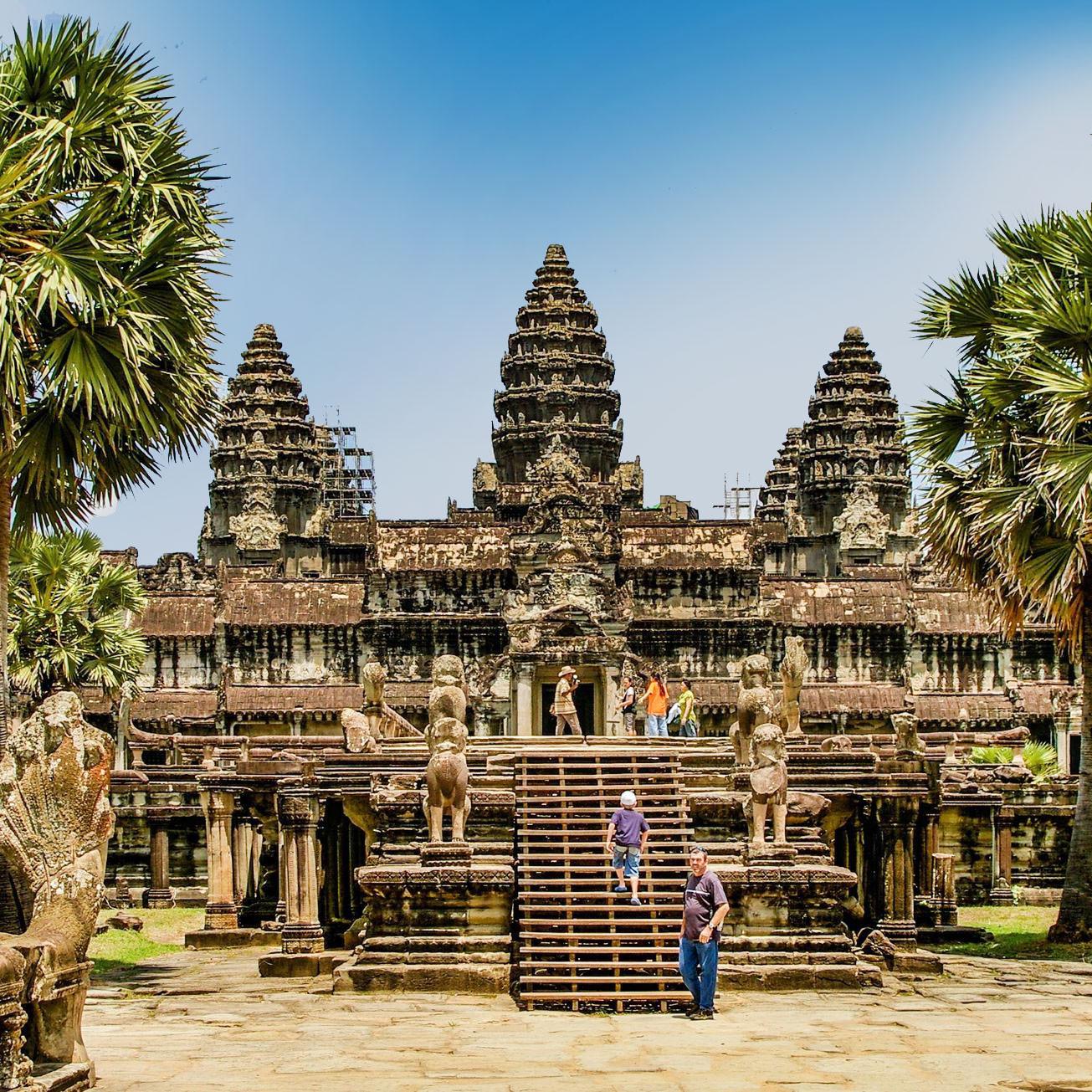Angkor Wat cambodia Asia travel guide