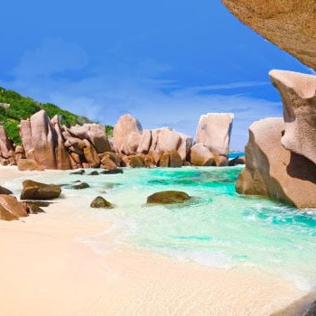 Anse Marron The Seychelles travel guide