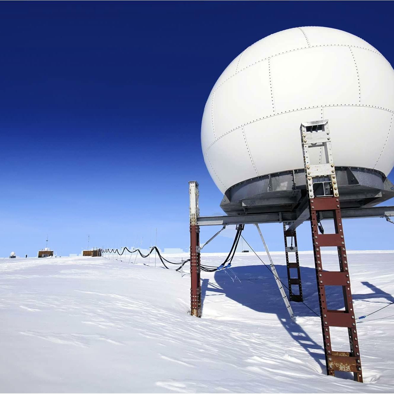 Antarctica travel guide research station