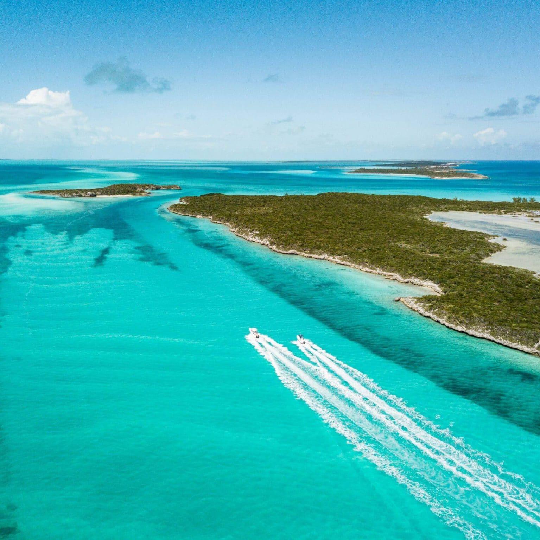Travel Bahamas Landscape