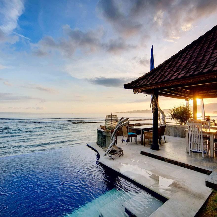 Bali indonesia villa