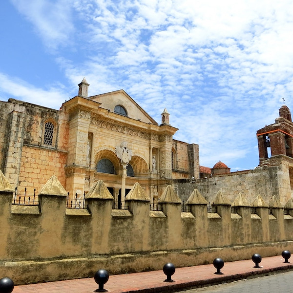 Basilica Cathedral of Santa María la Menor dominican republic