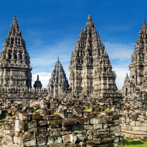 Candi Prambanan temple indonesia