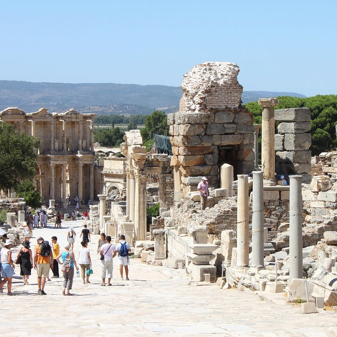 City of Ephesus turkey