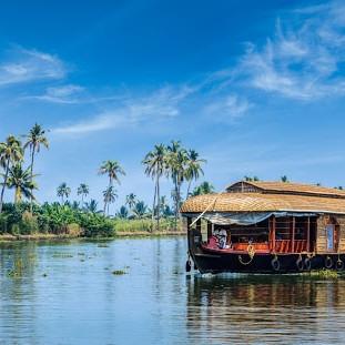 Cruising the Kerala
