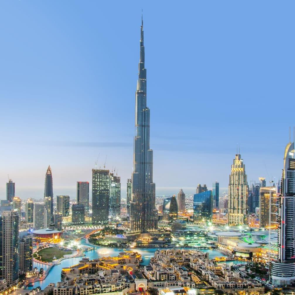 Dubai United Arab Emirates Asia Travel Guide