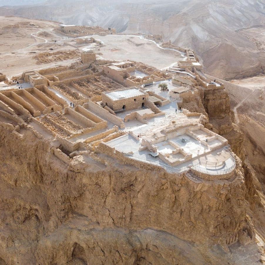 Fortress of Masada