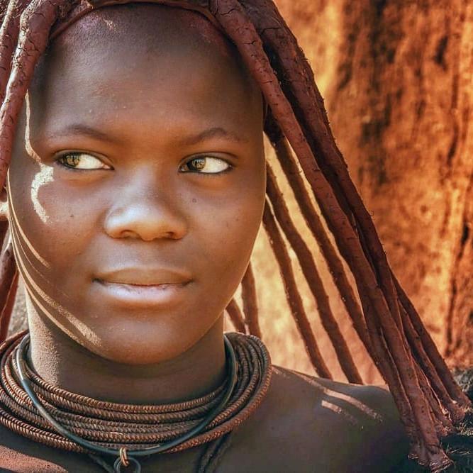 Himba people Namibia