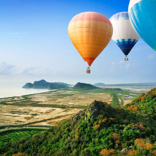 Hot Air Baloons South africa