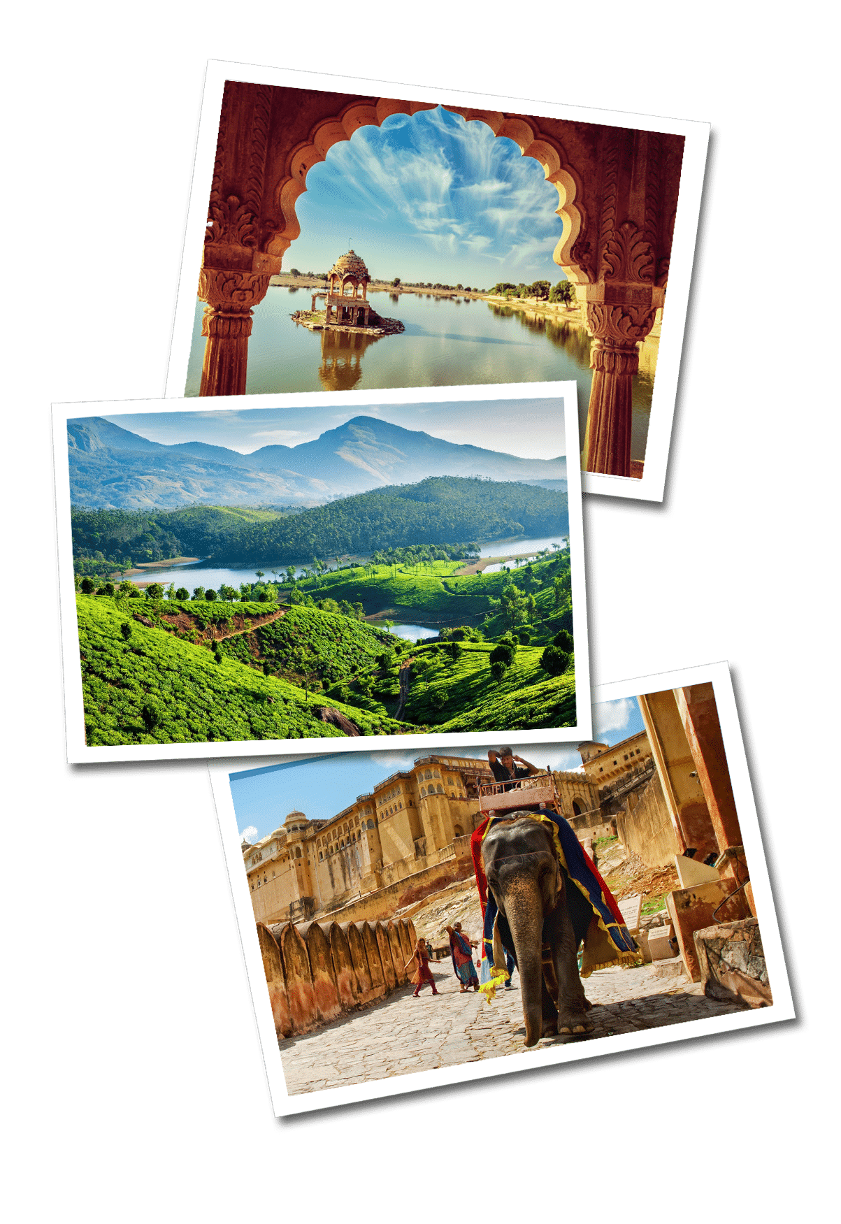 India Postcards