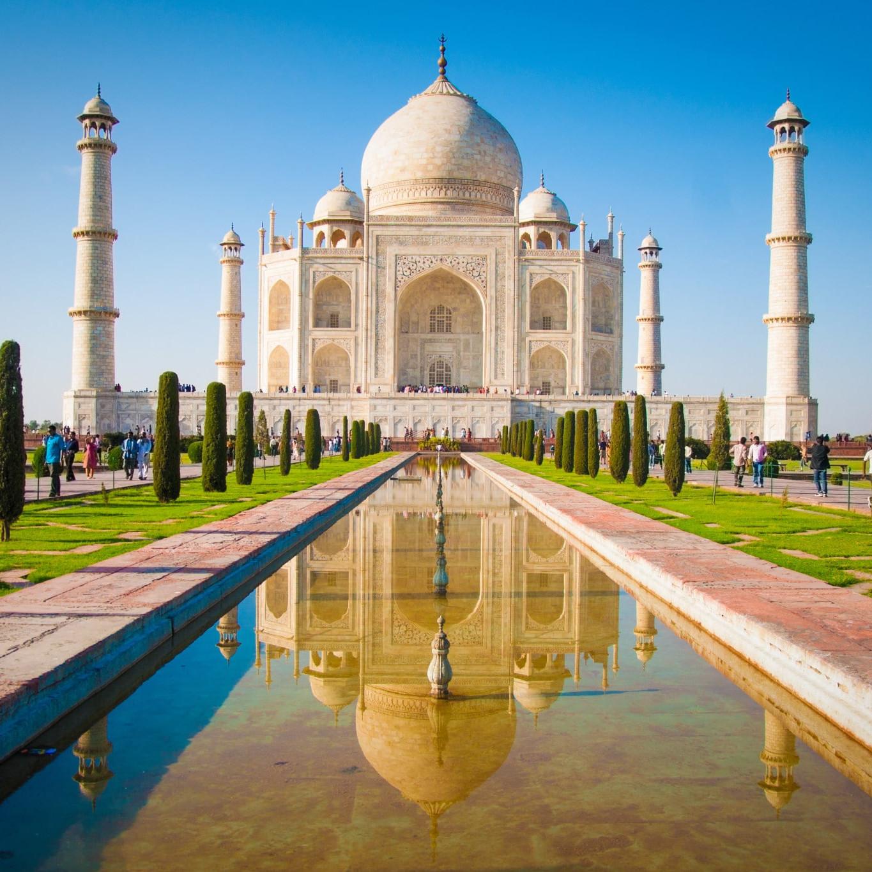 India Travel Taj Majal