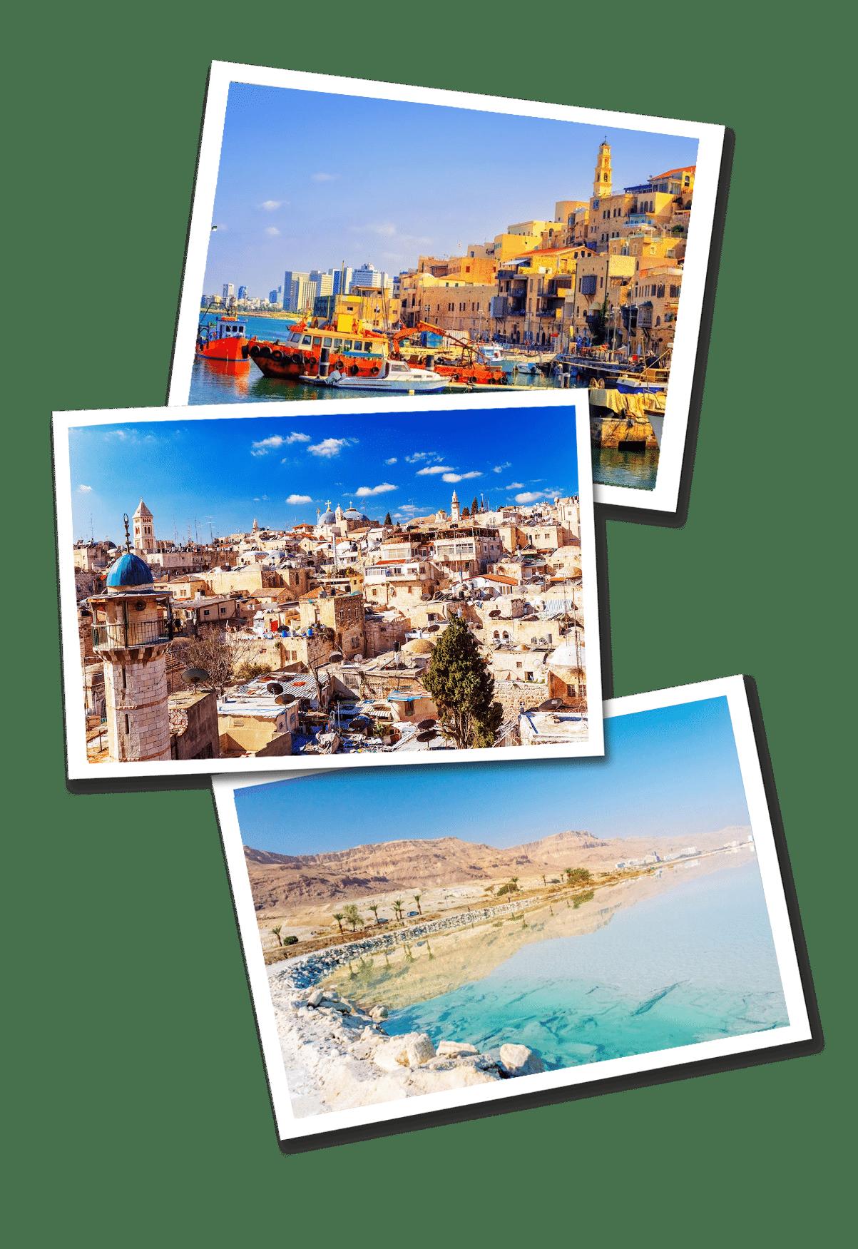 Israel Postcards