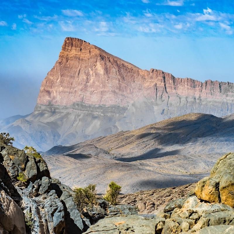 Jebel Shams Canyon Oman