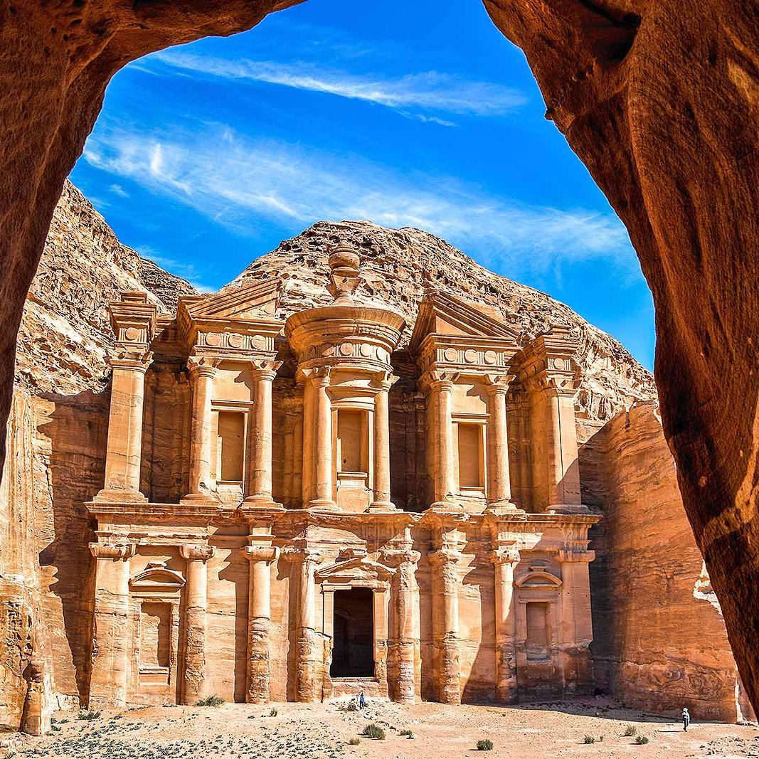 Travel Jordan petra