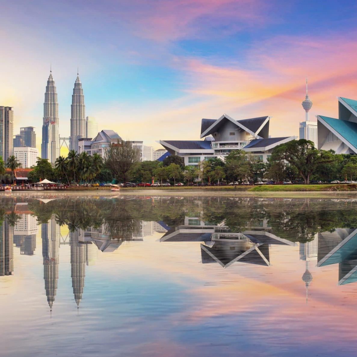 Travel Malaysia landscape