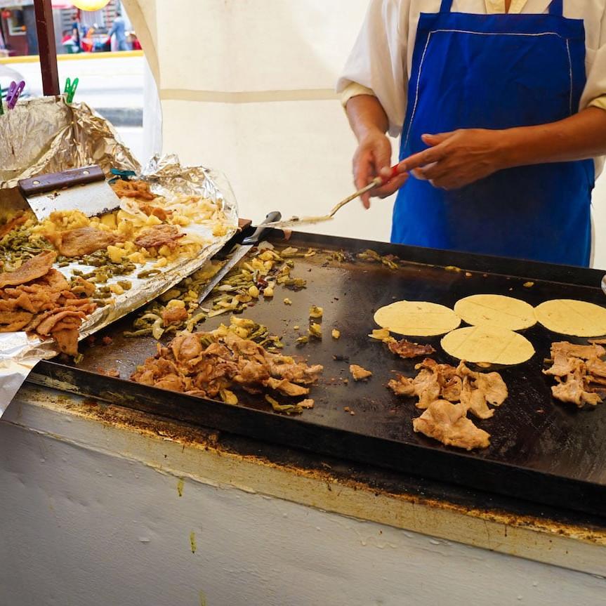 Mexico Street Tacos