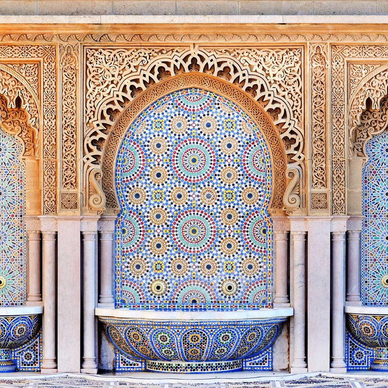 Maroccan architecture