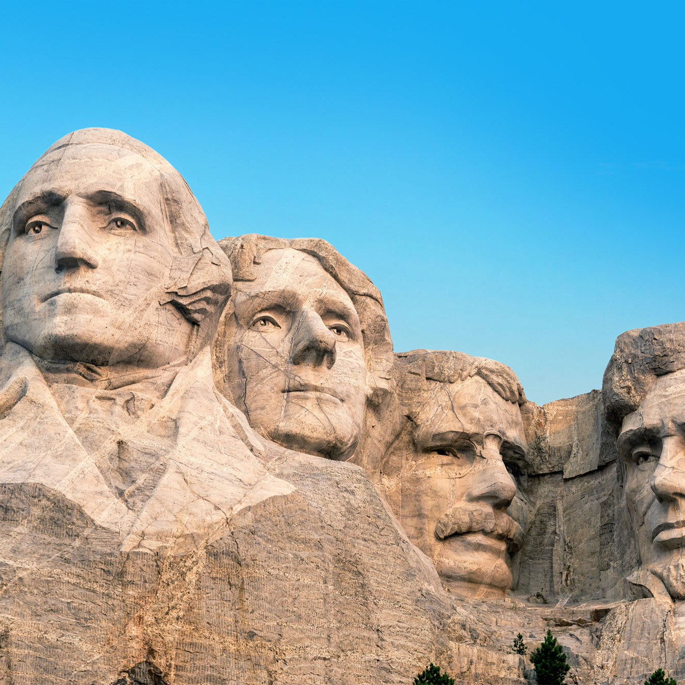 Mount Rushmore USA North America Travel Guide