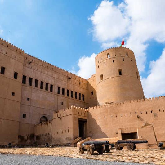Nizwa Fort Oman