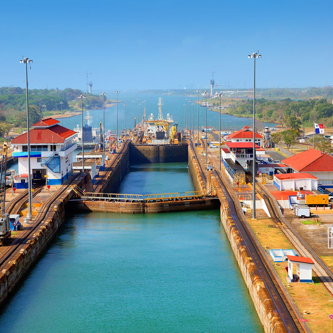 Panama Canal central america travel guide