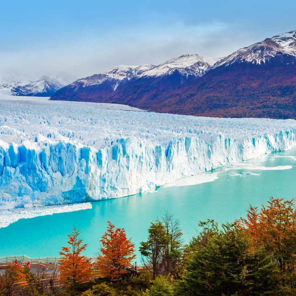Perito Moreno Glacier South America Travel Guide
