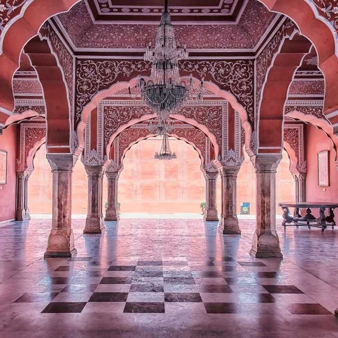 Pink City Japur India