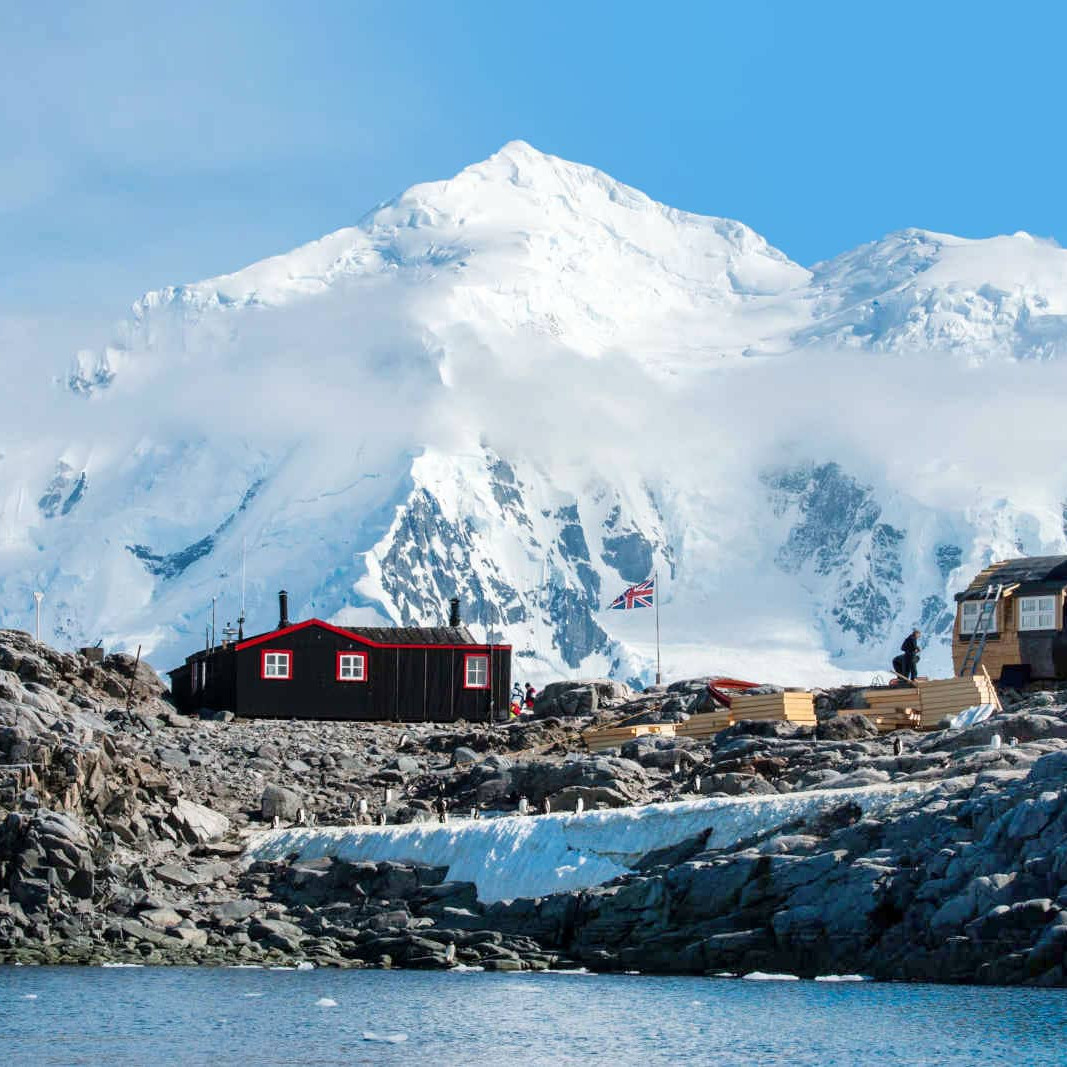 Port Lockroy Antarctica travel guide