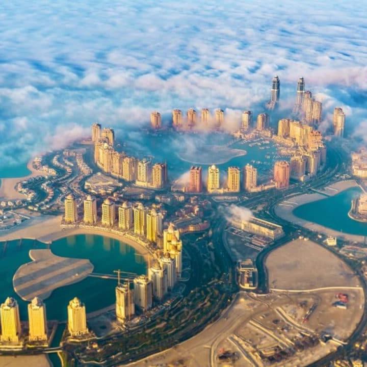 Qatar the pearl