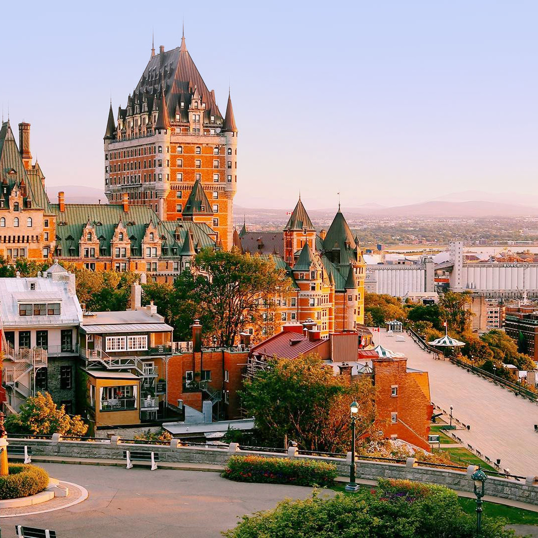 Quebec Canada North America Travel Guide