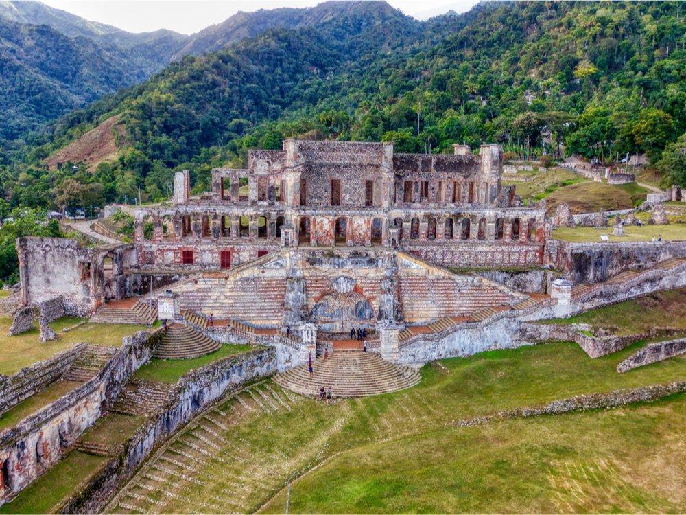 Sans Souci Palace haiti
