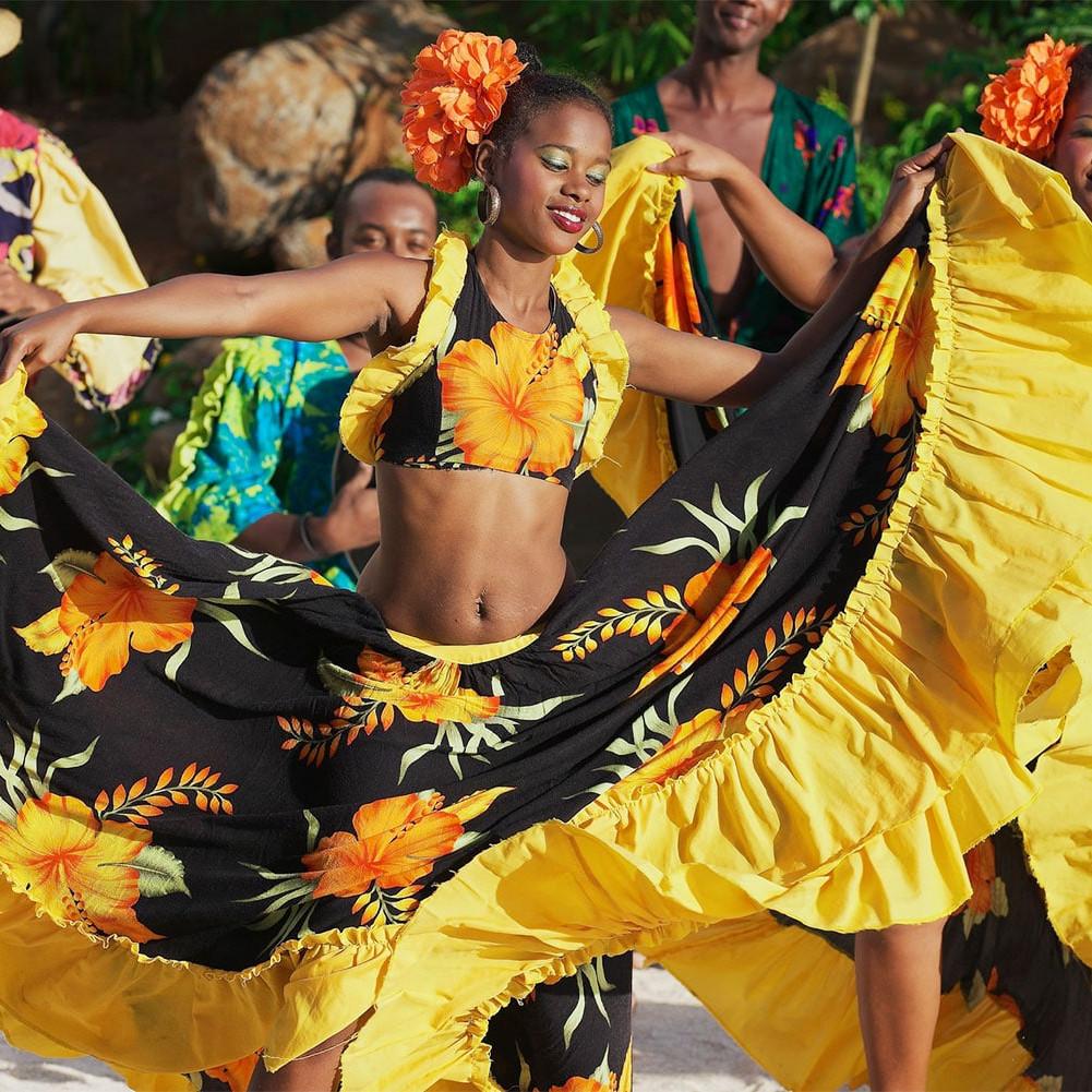 Sega dance mauritius