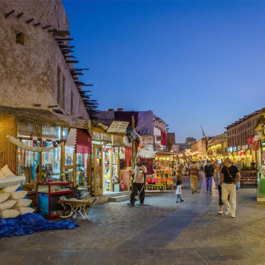Souq Waqif Market