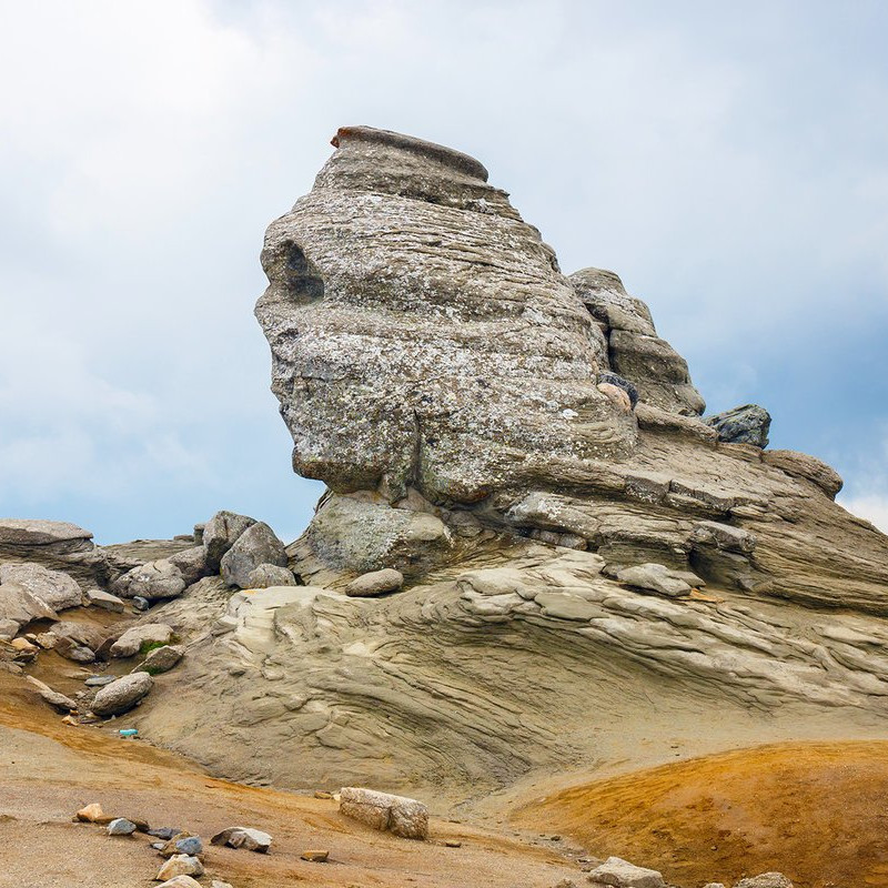 Sphinx in the Bucegi Mountains