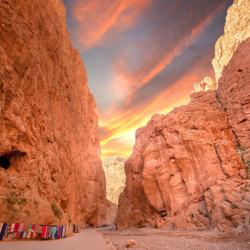 Todgha Gorge Morocco Travel guide