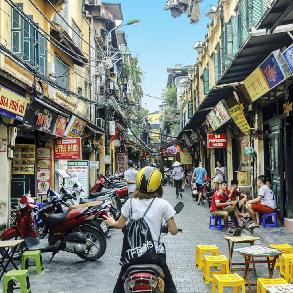 Vietnam Hanoi Asia Travel guide
