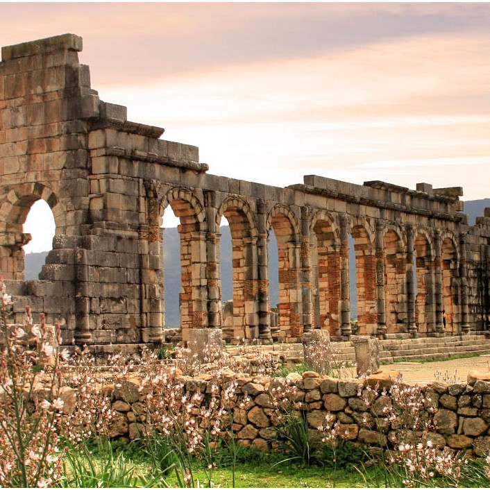 Volubilis morocco travel guide