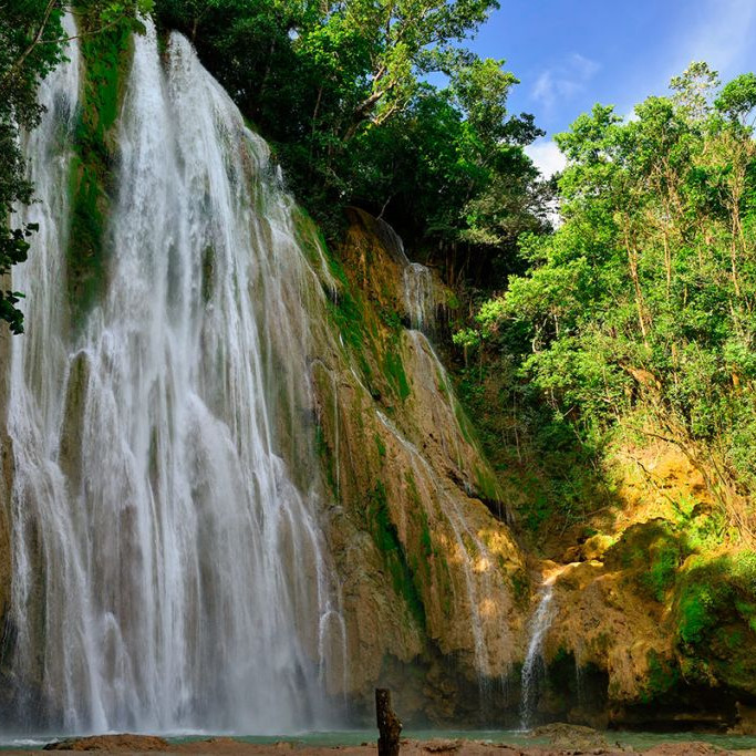 Waterfalls dominican republic