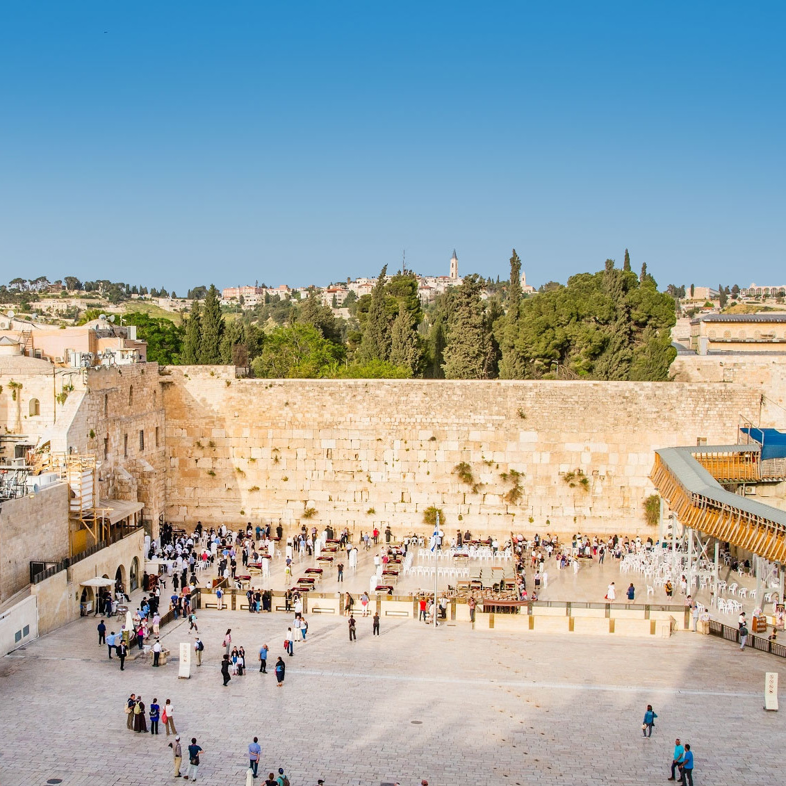 Western wall israel asia travel guide