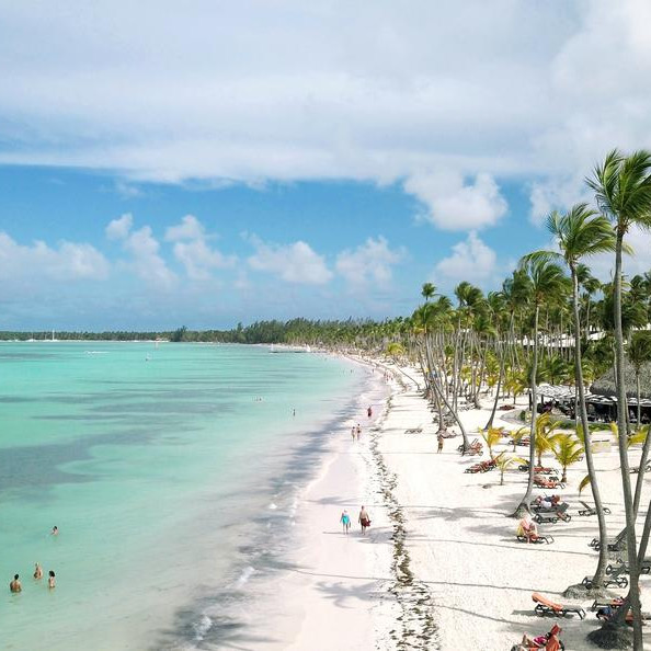 bavaro beach dominican republic
