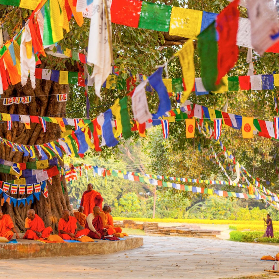 lumbini buddha nepal
