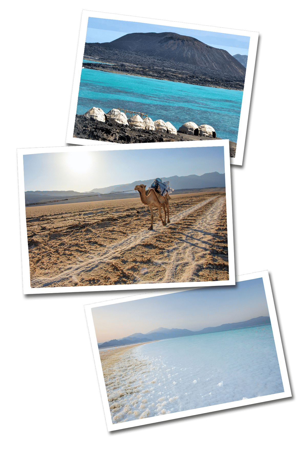 postcards djibouti
