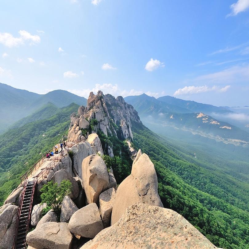 seoraksan national park south korea