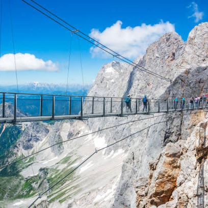 Suspension Bridge Austria