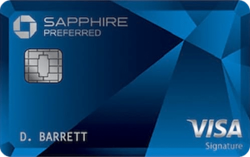 Chase Sapphire Prefered