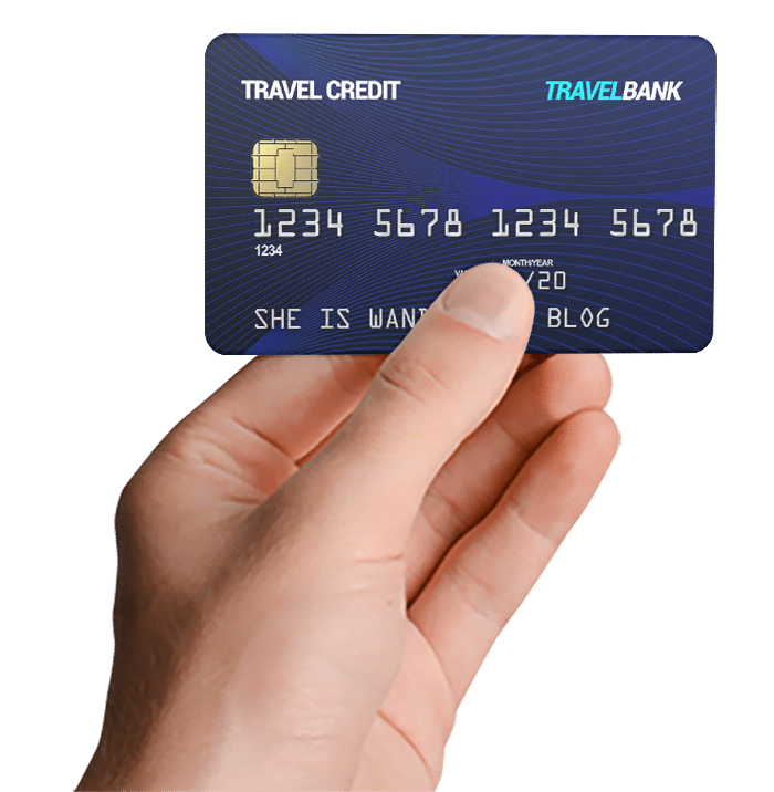 best credit cards she is wanderlust