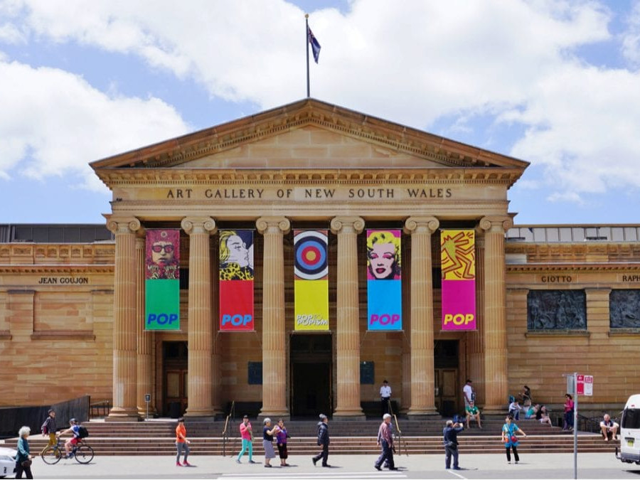 Art Gallery of New South Wales Sydney